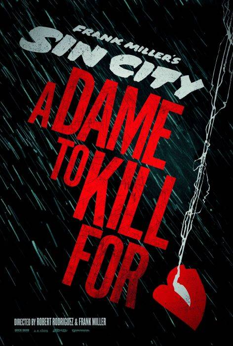 Город грехов 2 / Sin City: A Dame To Kill For
