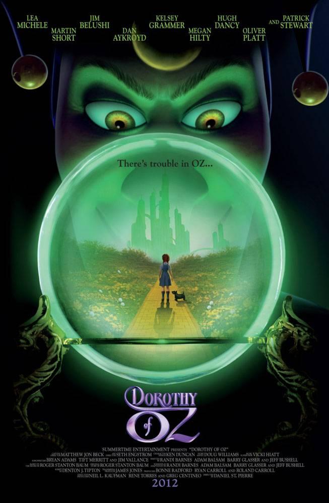 Легенды страны Оз: Возвращение в Изумрудный Город / Legends of Oz: Dorothy`s Return