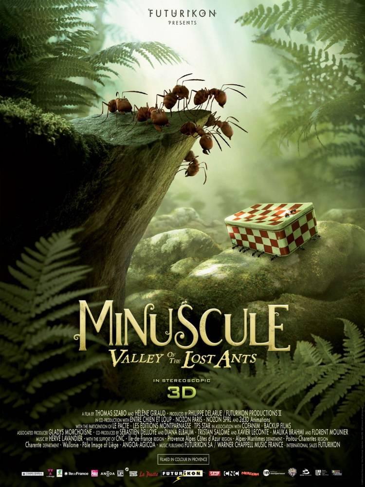 Букашки. Приключения в Долине Муравьев / Minuscule: Valley of the Lost Ants