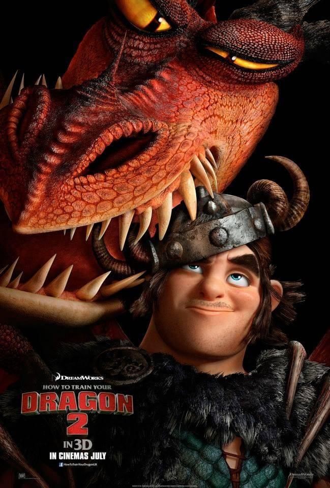 Как приручить дракона 2 / How to Train Your Dragon 2